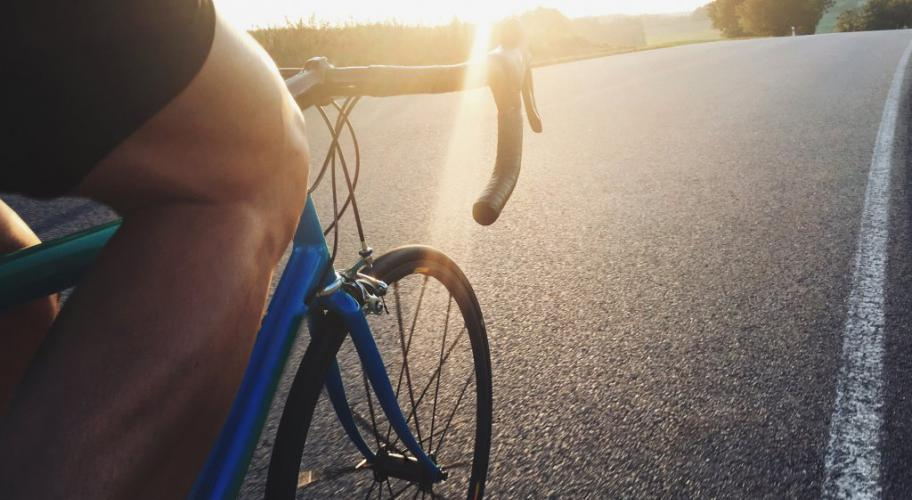 fietsbenen